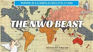 REAL New World Order 2017 US End Times Map Agenda movie of ...