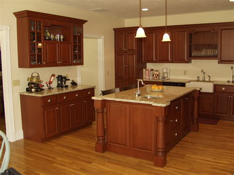 brown wood kitchen cabinets wood floors with light maple cabinets review home co 4943