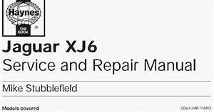 Jaguar Xj6 Service Manual