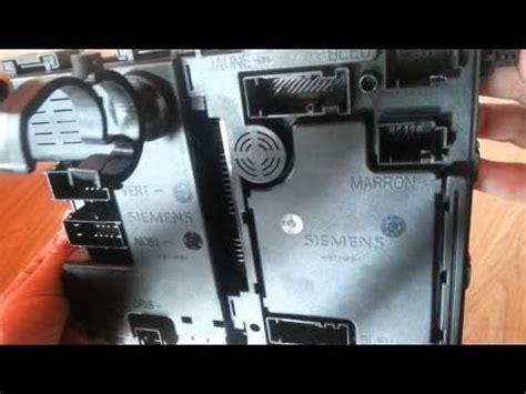 peugeot 206 radiator cooling fan resistor 9641212480 doovi