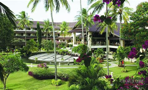 Балийский Отель Discovery Kartika Plaza 5*