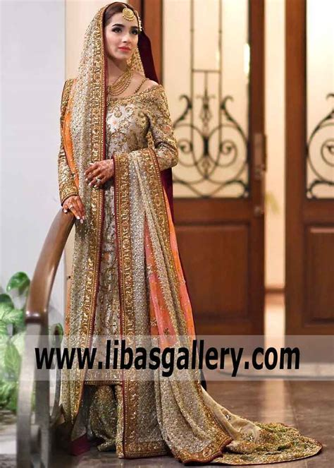 shop pakistani indian bridal wear  bridal outfits