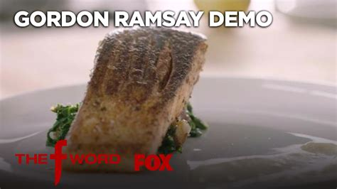 King Benny Hell S Kitchen by Gordon Ramsay S Flavorful Salmon And Sides Extended