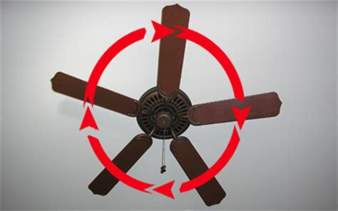 Summertime Ceiling Fan Direction by How To Use A Paddle Ceiling Fan Properly Today S Homeowner