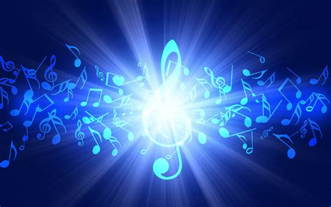 sound  notes treble clef hd wallpaper