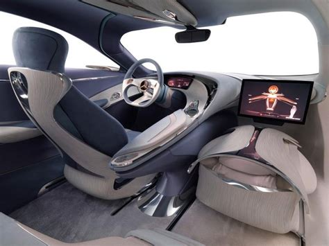 future mercedes interior mercedes benz f125 interior car interior pinterest