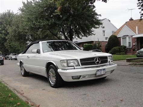 custom lolypoly 560 find used 1986 custom built convertible mercedes 560