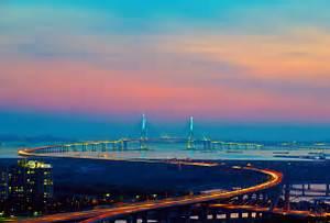2 Incheon Bridge HD Wallpapers