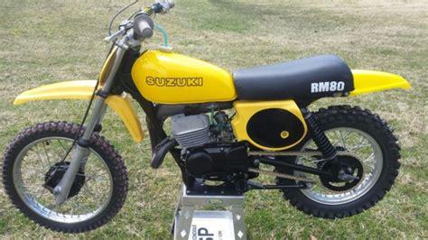 Suzuki Rm 80 For Sale Schenectady, New York, United States