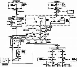 Wiring Diagram For A 1996 Chevy S10