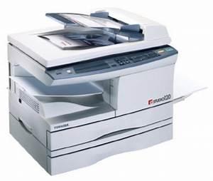 Toshiba E 150 Digital Plain Paper Copier