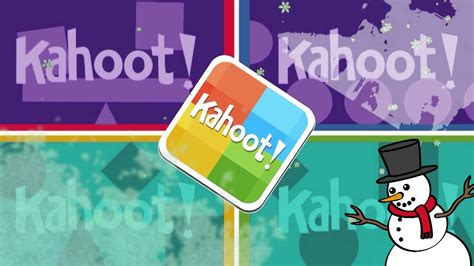 kahoot christmas special lobby  youtube