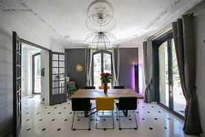 Decoration Interieur Moderne : interieur maison de maitre moderne ~ Teatrodelosmanantiales.com Idées de Décoration