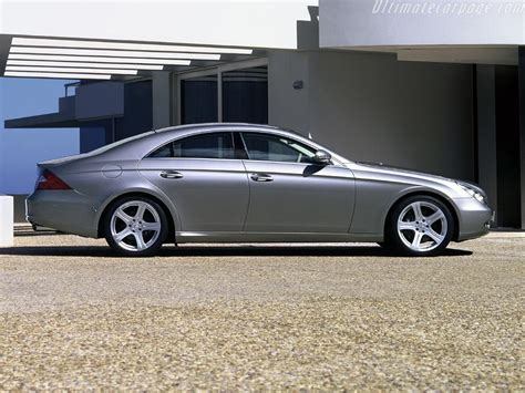 06 Mercedes Cls500 by Mercedes Cls 500 High Resolution Image 3 Of 4