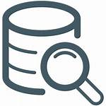 Database Icon Icons Bibliography Brooks Tyler Behance