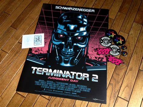 Ve Fake Lost An Important Movement Pattern terminator 2 poster giveaway