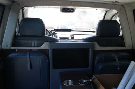 toyota limo interior driving the cadillac presidential limo from white house
