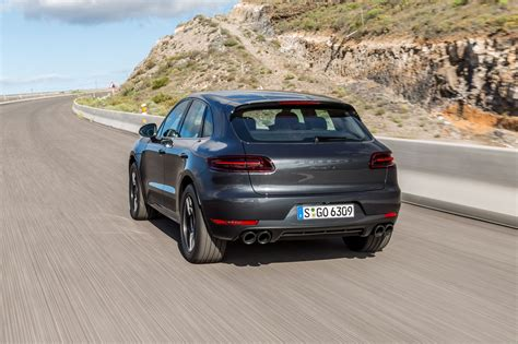 porsche macan gts  review car magazine