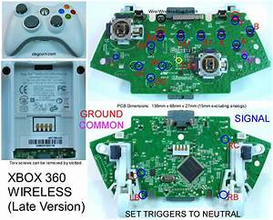 Wiring Diagram For A Usb Joystick