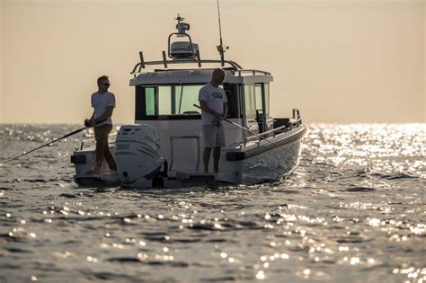 Triton Boats Reviews by Pearson Triton 28 Used Boat Review Boats