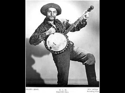grandpa jones   american boy  banjo country