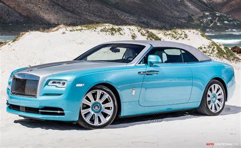 Rolls Royce Dawn Wins 'best Of Best Design Award