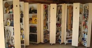 15 idees de rangements pour que votre garage soit la piece With idee de rangement pour garage