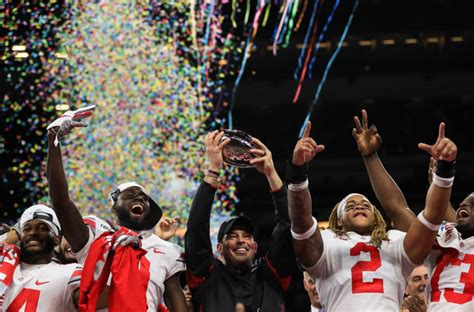 Why Ohio State is so far ahead of everyone else in the Big Ten