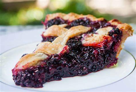 best blackberry recipes blackberry pie recipe simplyrecipes com
