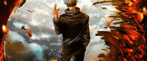 Discover the ultimate collection of the top 31 jujutsu kaisen wallpapers and photos available for download for free. 2560x1080 Satoru Gojo Jujutsu Kaisen 2560x1080 Resolution Wallpaper, HD Anime 4K Wallpapers ...