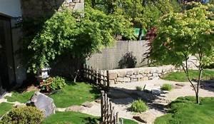 jardin japonais jardin zen nos conseils pratiques pour With modele de jardin moderne 0 1001 conseils et modales pour creer une parterre de fleurs