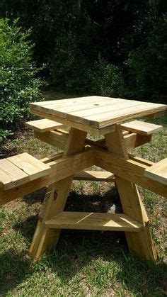 bar stool picnic table build chapter  projects