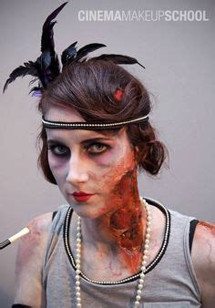fx makeup schools prosthetic on prosthetic makeup models and makeup
