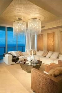 Warme Farben Wohnzimmer : 40 stilvolle ideen f r einrichtung in ihrer wohnung ~ Buech-reservation.com Haus und Dekorationen
