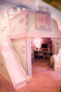 princess bed this playful pink bedroom is any princess 39 s