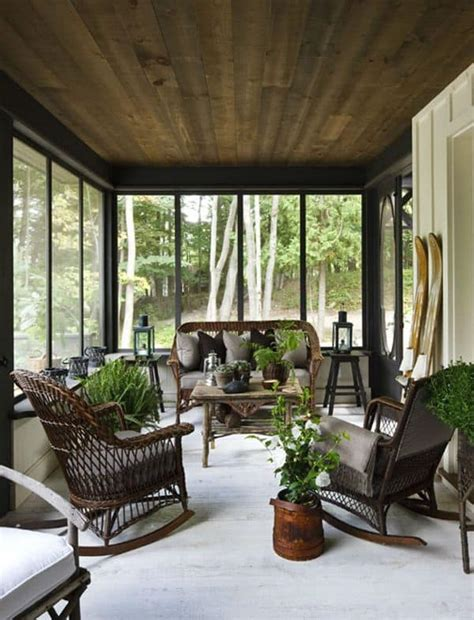 Closed Patio Design by 26 Stunning Creative Porch Design Ideas For Diy Enthusiasts