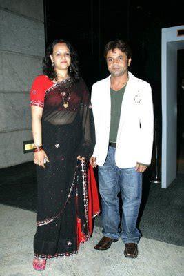 actors rajpal yadav   wife