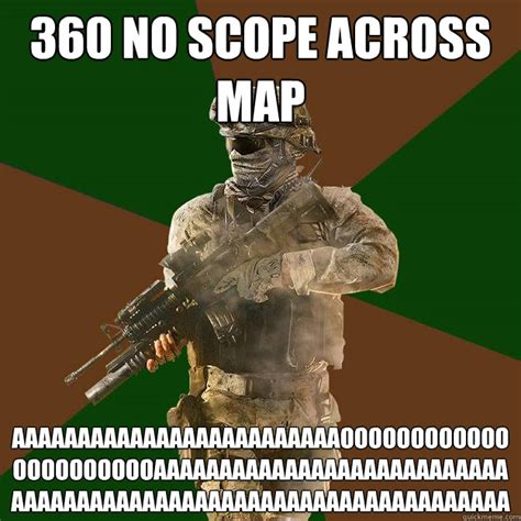 Quickscope Meme - mlg quick scope