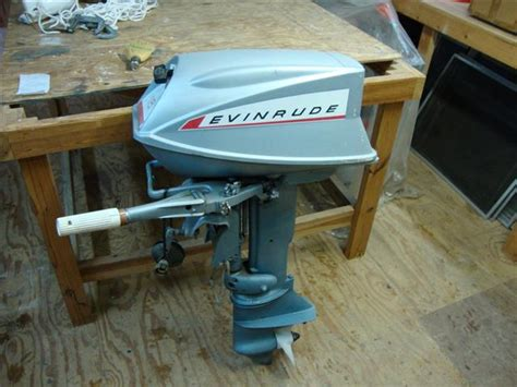 For Sale !! 1970 18hp 2 Stroke Evinrude