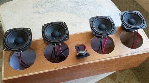Diy Center Speaker Way Crossover Build