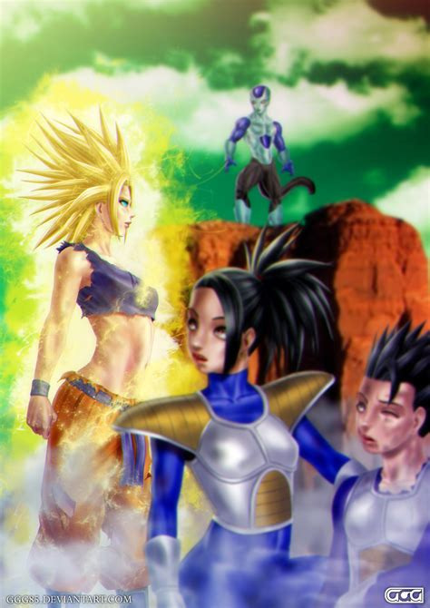 kale dragon ball super zerochan anime image board