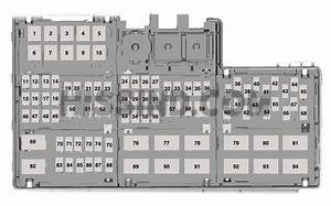 2017 Mustang Fuse Diagram Under Hood Power Distribution Box