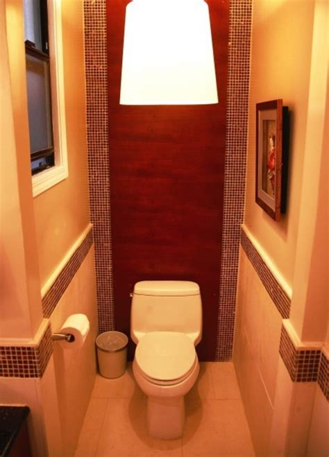 toilet small space decorating around a small toilet space in a half bath design bookmark 6018