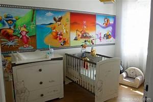 Dcoration Chambre Winnie L39ourson Exemples D39amnagements