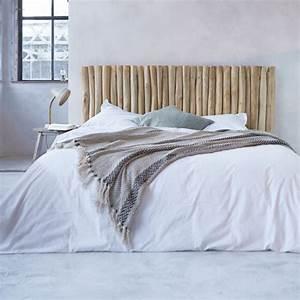 Tête de lit bois flotté Vente tetes de lits modele River