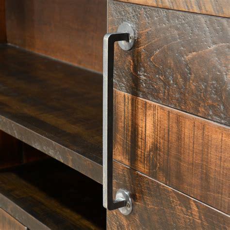 dalton wall unit home envy furnishings solid wood