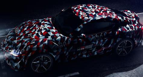 12.jūlijs - Toyota piesaka jaunās Supra prezentāciju ...