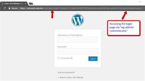 A Quick Guide To Hiding The Wordpress Login Page