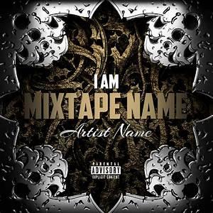 20 photoshop mixtape templates images free mixtape cover With free mixtape covers templates