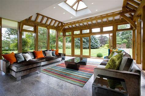 Modern Sunroom by 6 Ideas For A Modern Sunroom Youramazingplaces